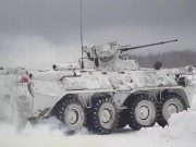 Thế giới - Nga ra mắt xe tăng robot có thể biến thành bom di động