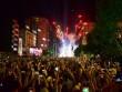 """""""Biển người"""" cùng đếm ngược, đón năm mới ở Sài Gòn"""