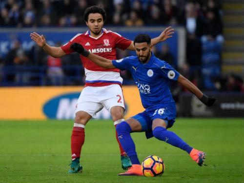 Middlesbrough - Leicester City: Năm mới, cổ tích mới - 1