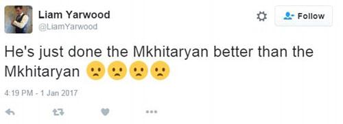 Siêu phẩm bọ cạp của Giroud được thích hơn Mkhitaryan - 3