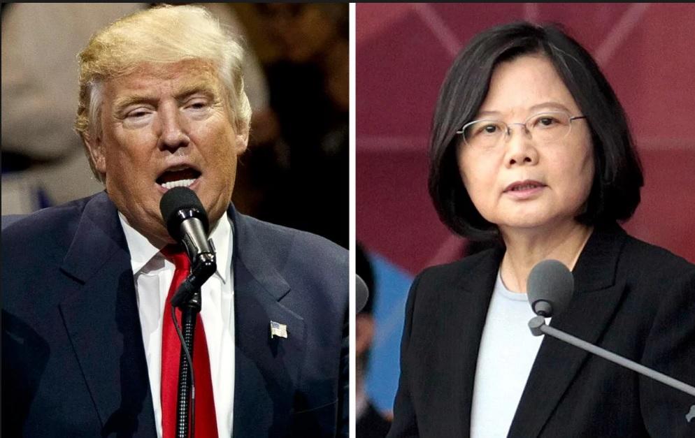 Nguy cơ căng thẳng nếu Trump gặp lãnh đạo Đài Loan - 1