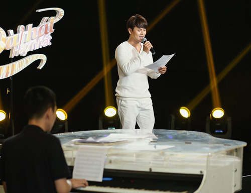 Ưng Đại Vệ bị loại, Phan Mạnh Quỳnh tiến thẳng chung kết Sing my song - 1