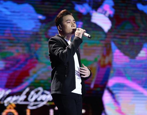 Ưng Đại Vệ bị loại, Phan Mạnh Quỳnh tiến thẳng chung kết Sing my song - 3