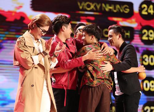 Ưng Đại Vệ bị loại, Phan Mạnh Quỳnh tiến thẳng chung kết Sing my song - 8