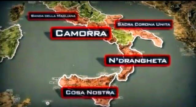 Băng nhóm mafia tàn bạo nhất ở Ý, không tha cả trẻ em - 2