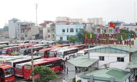 Hôm nay, Hà Nội vẫn điều chuyển hơn 600 lượt tuyến xe khách - 1