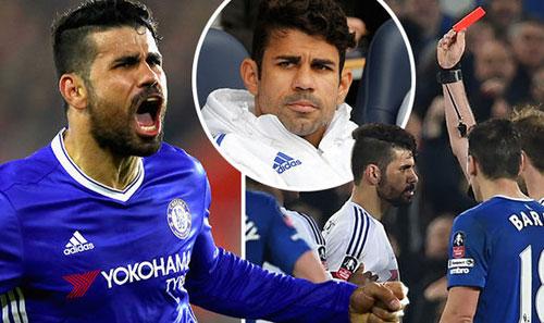 Chelsea: Diego Costa từng muốn ra đi và lý do hồi sinh - 1