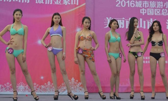 TQ: ''Tái mặt'' với dàn mỹ nữ diện bikini giữa trời tuyết - 6