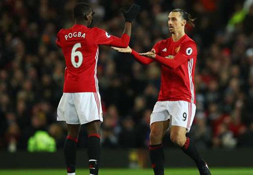 """Mourinho: """"Pogba có thể phi thường như Messi, Ronaldo"""" - 1"""