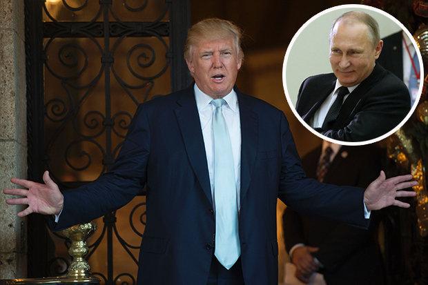 """Trump nói có thông tin tối mật về vụ """"Nga hack bầu cử Mỹ"""" - 1"""