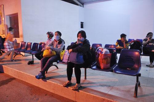 Cửa ngõ SG thông thoáng bất ngờ sau nghỉ Tết Dương lịch - 12