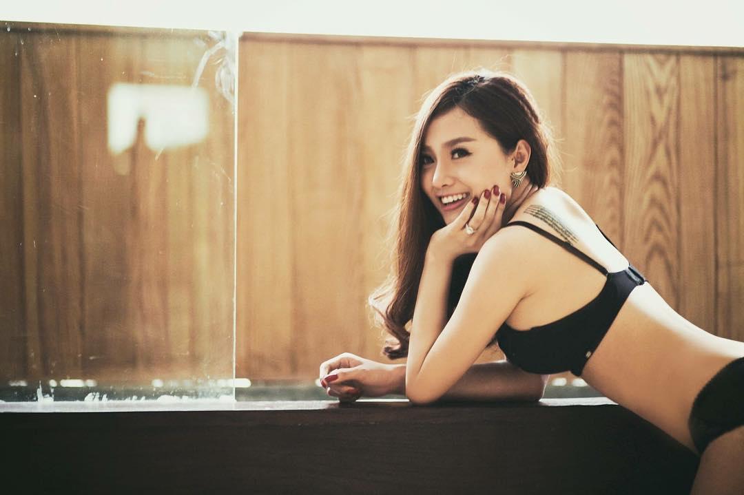 Em gái hot girl của ca sĩ Quang Vinh xinh đẹp khó ngờ - 2