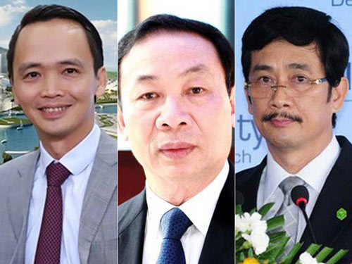 Nhiều tỉ phú người Việt lộ diện - 1