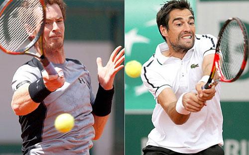"Qatar Open ngày 2: ""Vua"" Murray ra oai - 2"