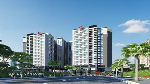 Quận Thanh Xuân tiếp tục sôi động giao dịch ở phân khúc cao cấp - 1
