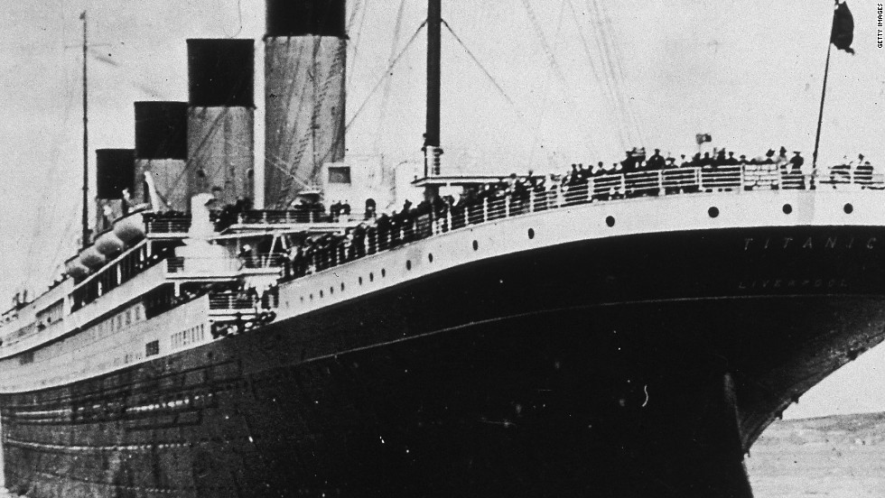 Tàu Titanic huyền thoại bị đắm vì lửa cháy 1.000 độ? - 2