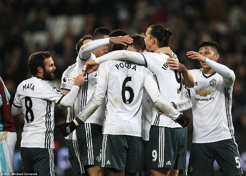 """MU – Mourinho thắng 6 trận: """"Quỷ đỏ"""" đích thực là đây - 2"""