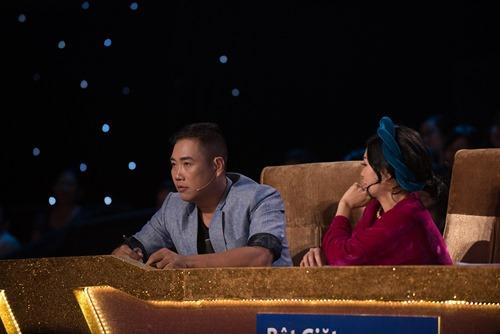 """Phương Thanh """"thả thính"""" chồng Cẩm Ly trên TV - 1"""