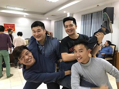 Xuân Bắc hé lộ hậu trường ngày đầu tập Táo Quân 2017 - 10