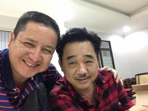 Xuân Bắc hé lộ hậu trường ngày đầu tập Táo Quân 2017 - 3