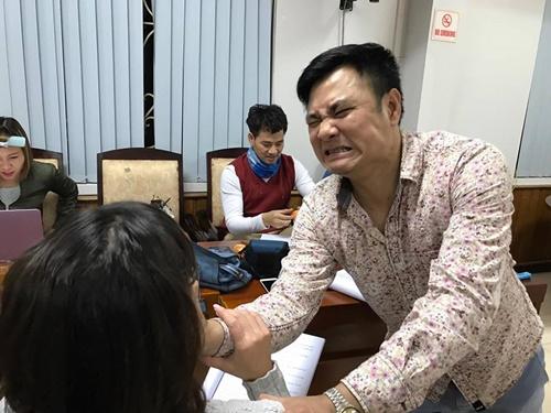 Xuân Bắc hé lộ hậu trường ngày đầu tập Táo Quân 2017 - 5