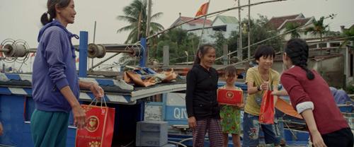 """Sao Việt nói về phim ngắn """"Góp tình trao tết"""" - 8"""