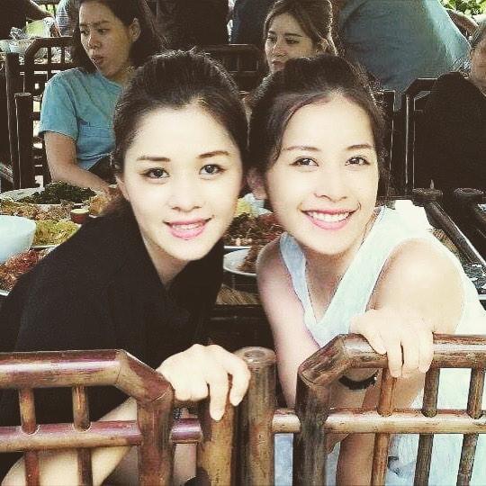 Chị gái 2 con của Chi Pu quá trẻ đẹp khiến dân mạng phát sốt - 1