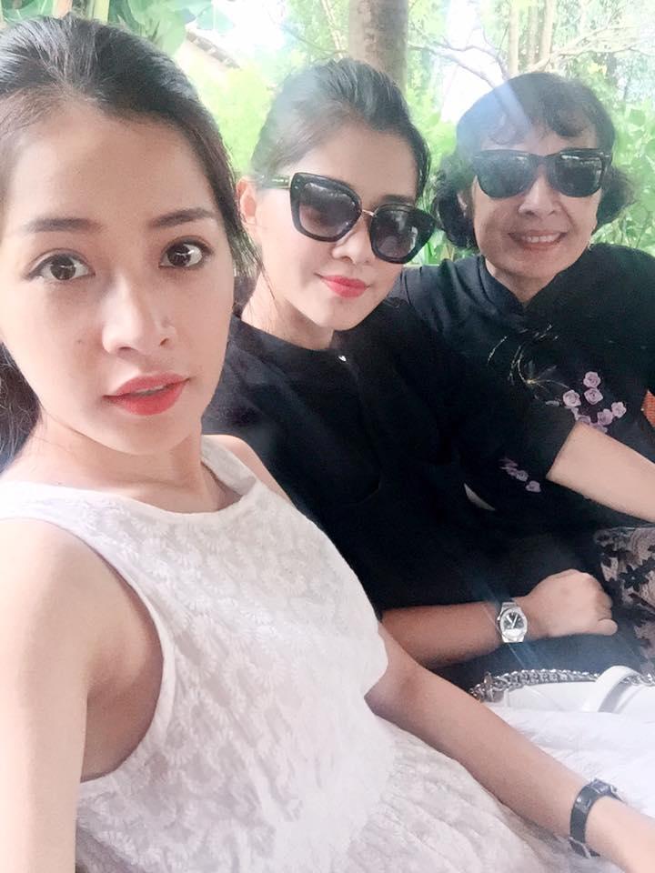 Chị gái 2 con của Chi Pu quá trẻ đẹp khiến dân mạng phát sốt - 2