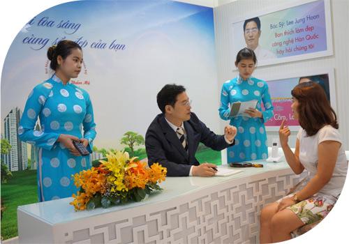 Bệnh viện Ngọc Phú ứng dụng thành công phương pháp căng da không đau - 2
