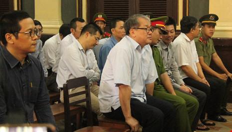Vụ 9.000 tỉ: Ông Trần Quý Thanh không đến tòa vì bệnh - 1