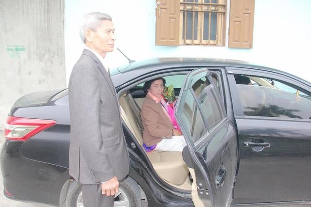 Đám cưới thú vị chú rể 73 tuổi và cô dâu 70 ở Hà Nam - 5