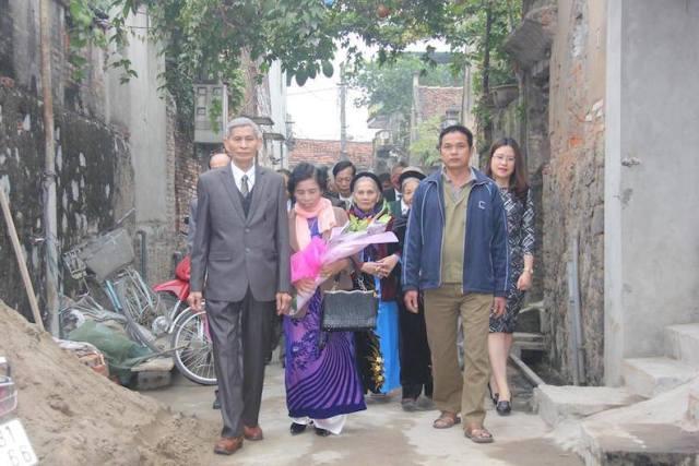 Đám cưới thú vị chú rể 73 tuổi và cô dâu 70 ở Hà Nam - 6
