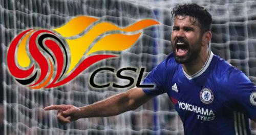 """Chuyển nhượng mùa Đông 3/1: Costa từ chối """"núi tiền"""" Trung Quốc - 1"""