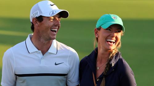 Golf 24/7: Ngôi sao McIlroy bị nhắc nhở vì mải yêu đương - 1