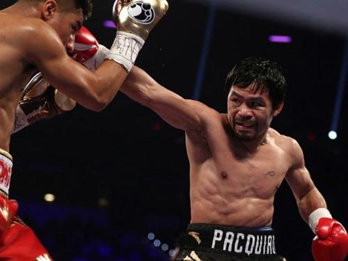 Tin thể thao HOT 3/1: Pacquiao hụt giải Võ sĩ hay nhất năm - 1