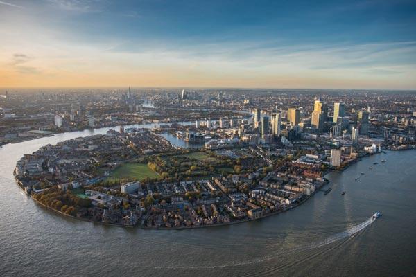 Ngắm nhìn London tuyệt đẹp từ trên cao - 2