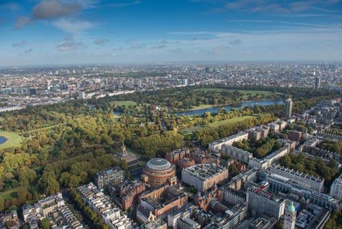Ngắm nhìn London tuyệt đẹp từ trên cao - 3