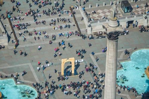 Ngắm nhìn London tuyệt đẹp từ trên cao - 11