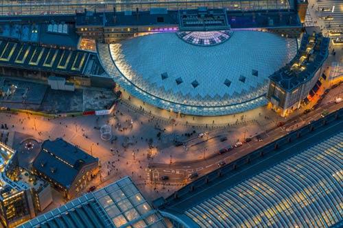 Ngắm nhìn London tuyệt đẹp từ trên cao - 12