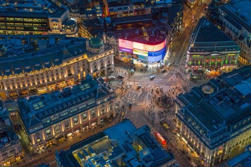 Ngắm nhìn London tuyệt đẹp từ trên cao - 13
