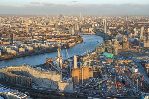 Ngắm nhìn London tuyệt đẹp từ trên cao - 10