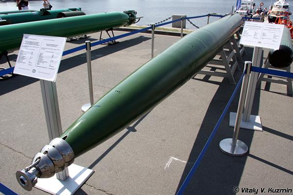 Uy lực siêu ngư lôi Nga chuyên diệt tàu ngầm hạt nhân Mỹ - 2