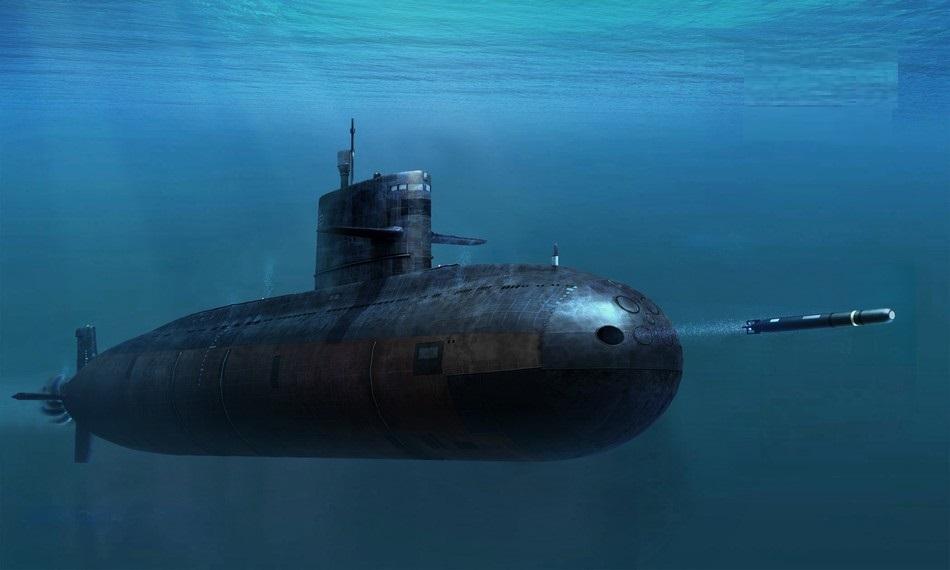 Uy lực siêu ngư lôi Nga chuyên diệt tàu ngầm hạt nhân Mỹ - 4