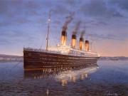 Thế giới - Tàu Titanic huyền thoại bị đắm vì lửa cháy 1.000 độ?