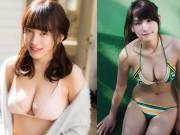 9 giai nhân có vòng 1 hấp dẫn nhất Nhật Bản