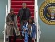 Obama về nhà sau chuyến nghỉ mát cuối cùng ở Hawaii