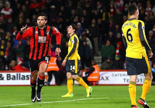 Bournemouth - Arsenal: Ngược dòng 3 bàn không tưởng - 1