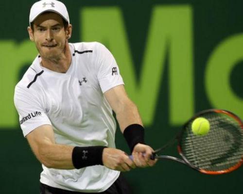 "Qatar Open ngày 2: ""Vua"" Murray ra oai - 1"