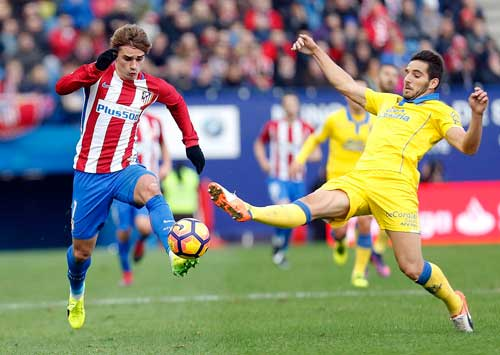 Las Palmas – Atletico Madrid: Mở hàng mỹ mãn - 1