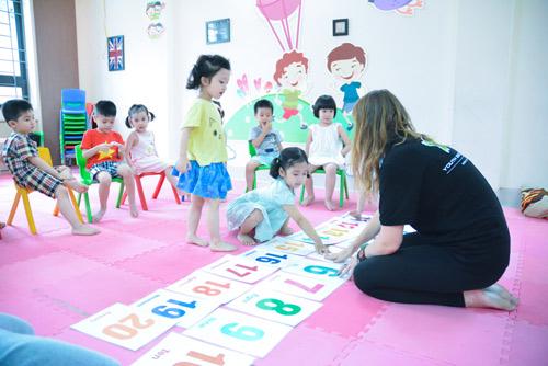 """Khám phá mô hình """"Học tiếng Anh qua vận động"""" cho trẻ mẫu giáo - 4"""